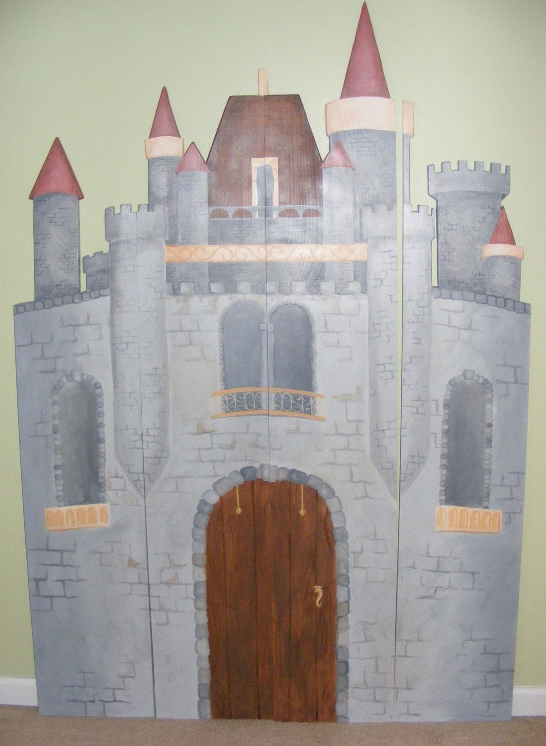 Princess Castle Wall Panels