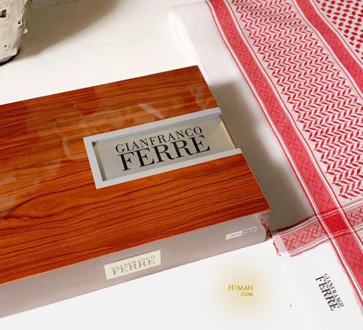 شماغ فيري فري Ferre Card Holder Gianfranco Ferre Cards