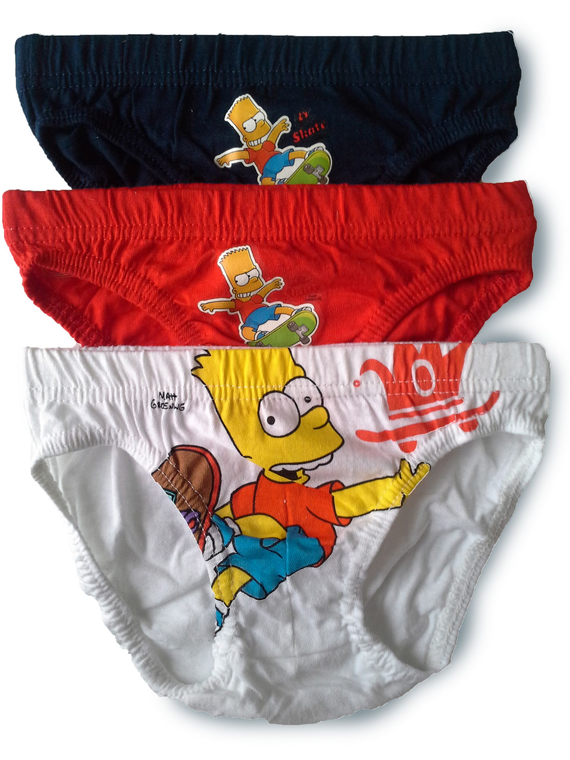 ed47b937dc Bart Simpson underwear briefs pants #underwear #bart #simpsons ...