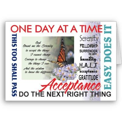 12 step recovery slogans card sobriety recovery and slogan 12 step recovery slogans card bookmarktalkfo Choice Image