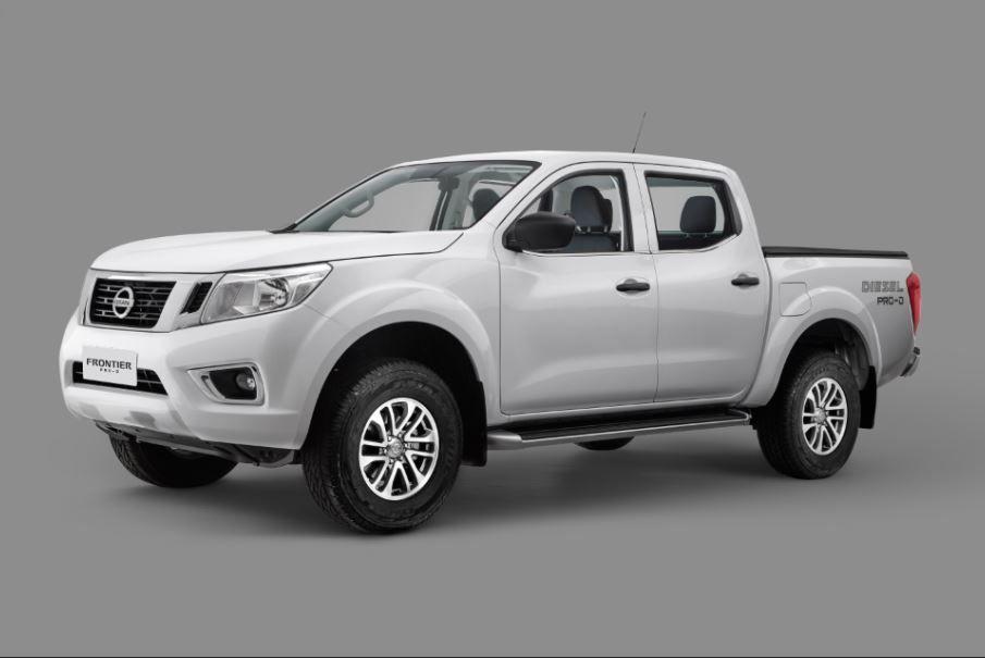 Nissan Comercializa En Colombia Nueva Frontier Pro D Naves 4 4 Camioneta Nissan Nissan Camionetas