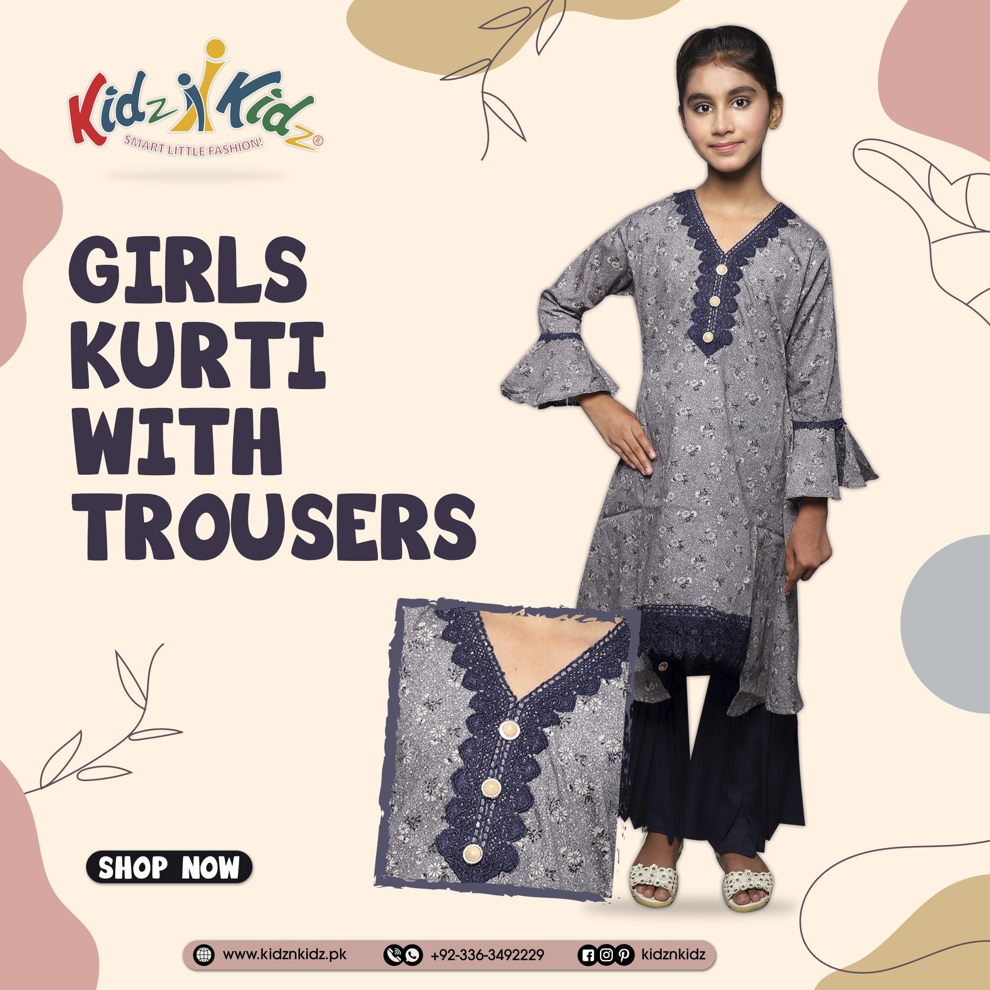 #girlskurti #trousers #girls #kurti #clothingbrand #kids #baby #kidsfahions #onlineshop #shopping #onlinestore #shoppingonline #onlineshopping