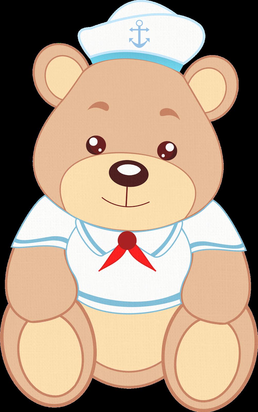 Bebe Ursinho Png ~ Montando a minha festa Imagens Urso Marinheiro Ursinhos fofos Pinterest Marinheira, Festa