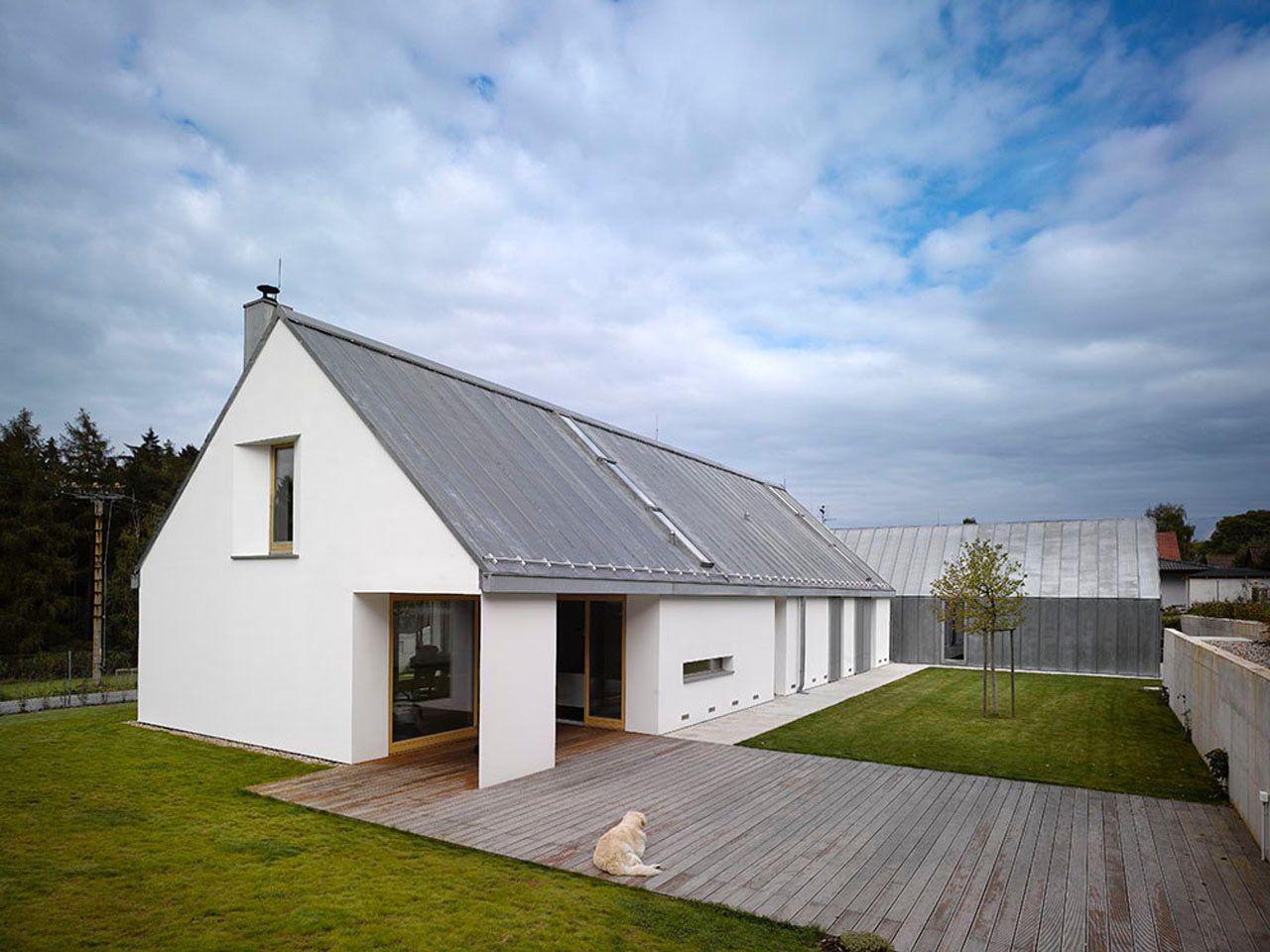 Modern barn house modern family house barn house design family houses modern