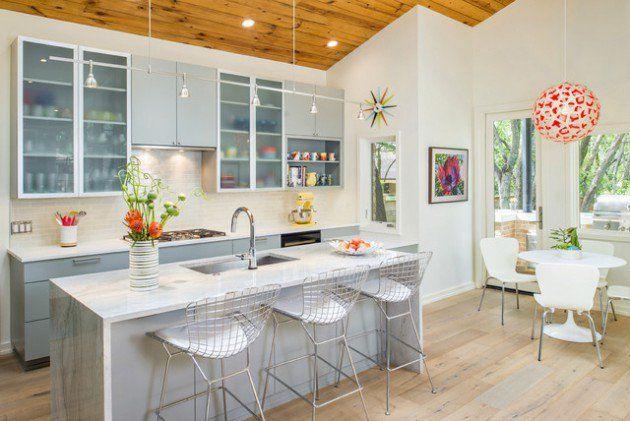 just kitchen designs. 18 remarkable mid-century modern kitchen designs for the vintage fans just b