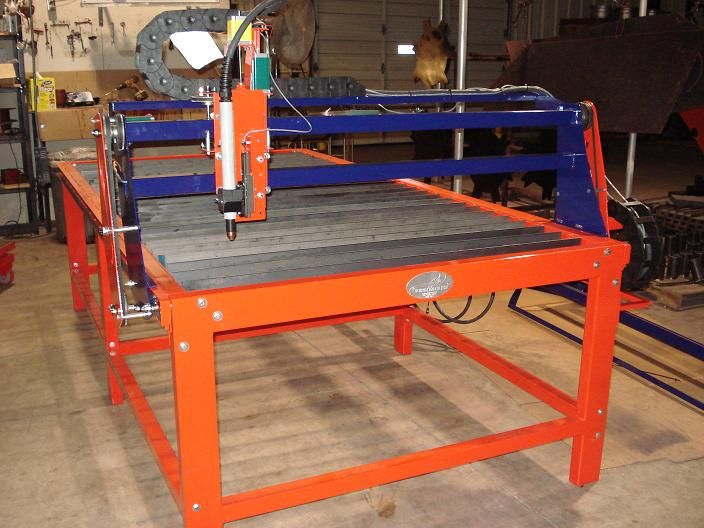 Burntables Cnc Plasma Table Made In Texas Router