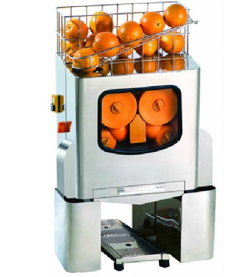 Commercial Automatic Stainless Steel Orange Juice Machine Electric Citrus Juicer For Sale Orange Juice Machine Commercial Juicer Juicer