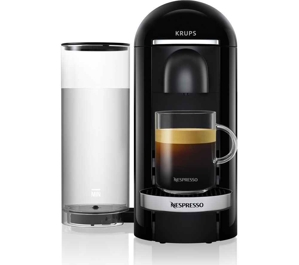Buy A Nespresso By Krups Vertuoplus Xn900840 Coffee Machine Online