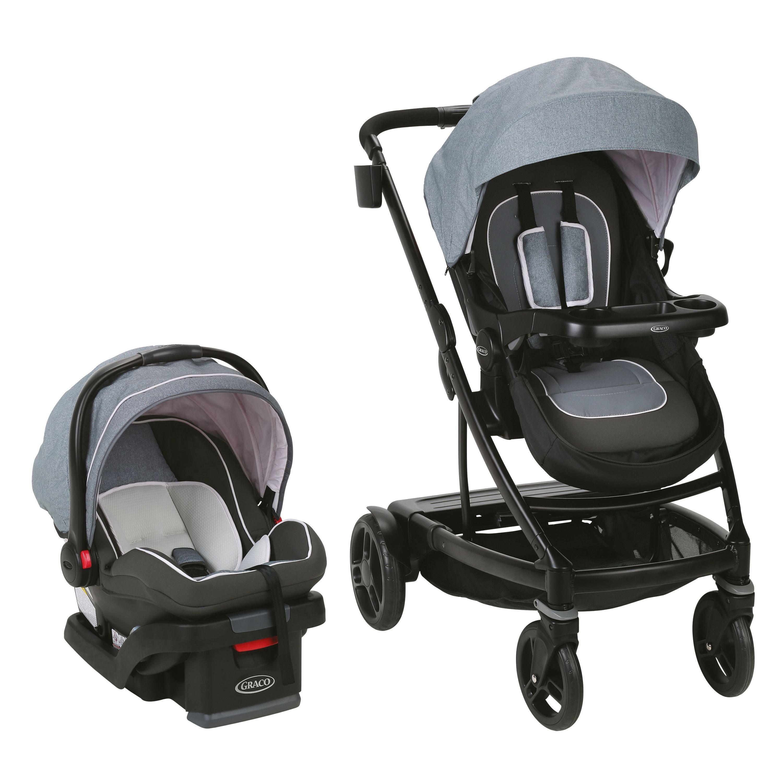 Erfreut Doppelkinderwagenrahmen Graco Galerie - Benutzerdefinierte ...