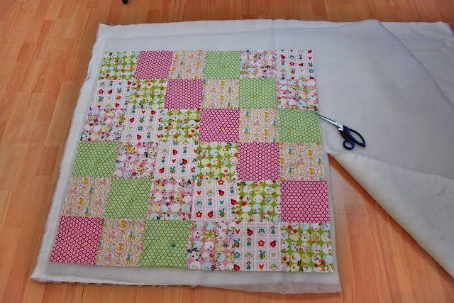 pech tutorial patchworkdecke teil 3 vom patchworken zum quilten patchwork pinterest. Black Bedroom Furniture Sets. Home Design Ideas