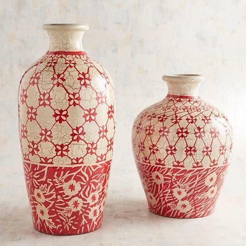 Pier 1 Imports Nara Vases Nara And Graphics