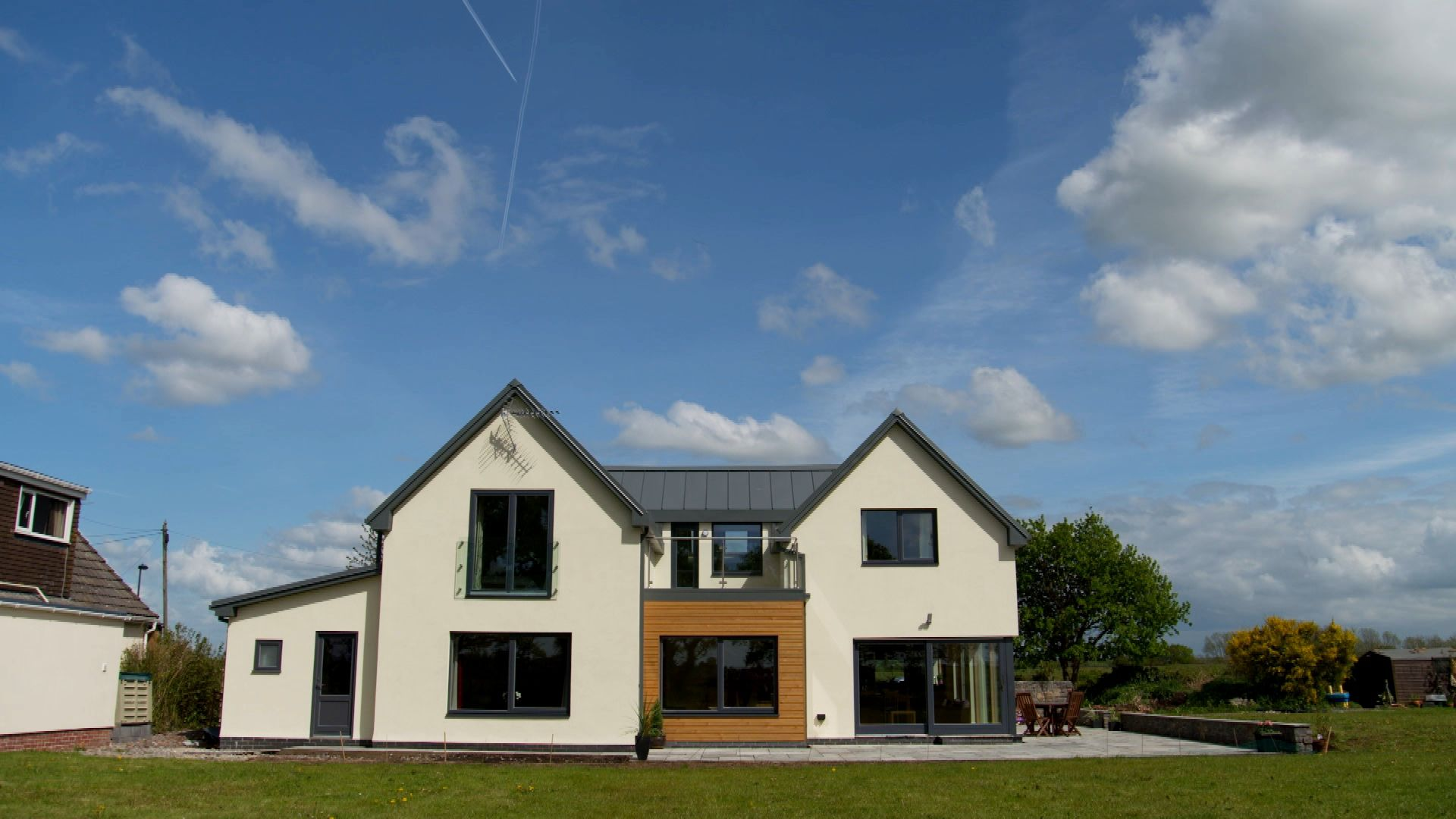 Architectural designer Charlie Luxton helps people build dream homes