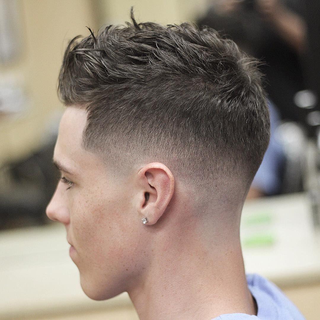 Short hairstyles for men hair style pinterest short