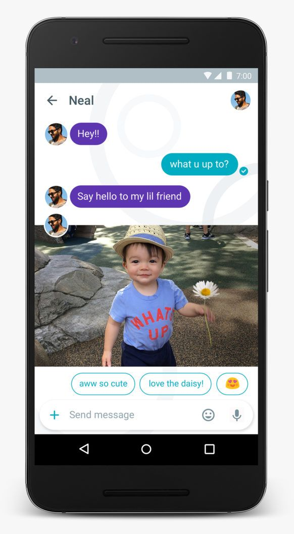 Say Hello To Allo Google S New Ai Powered Messaging App Messaging App Technology And Society Messages
