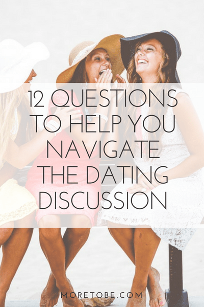 Dating Questions for Christian Singles
