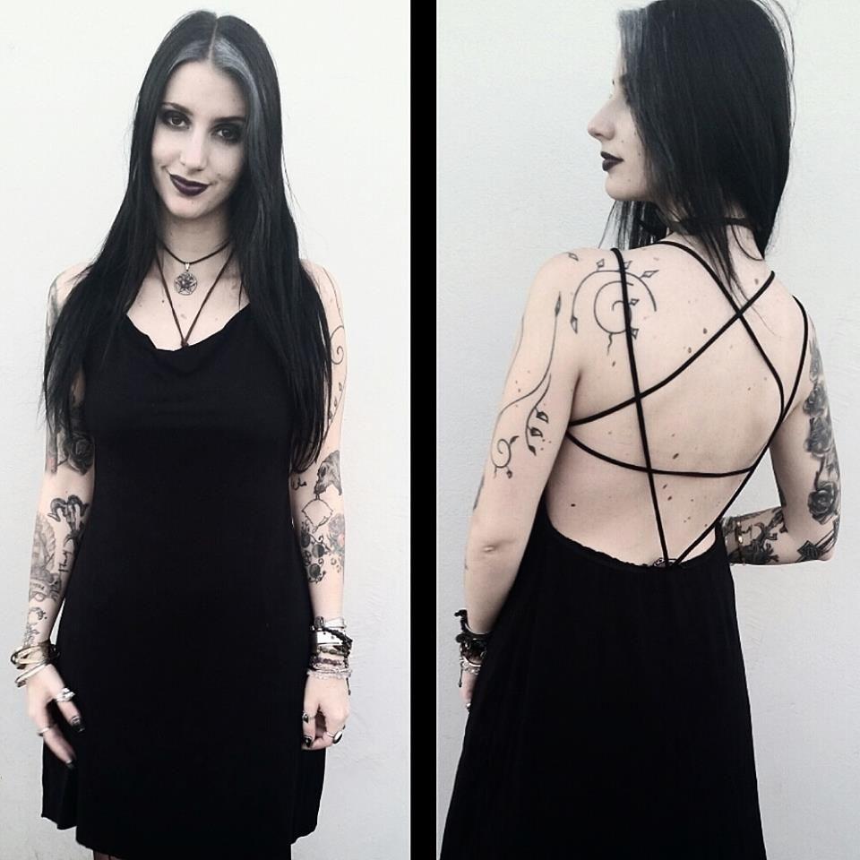 Rokaia mab temptations pinterest gothic fashion gothic and