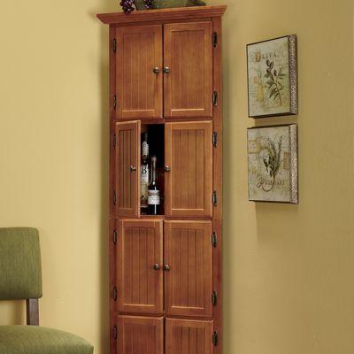 8 Door Oak Corner Cabinet Montgomery Ward 179