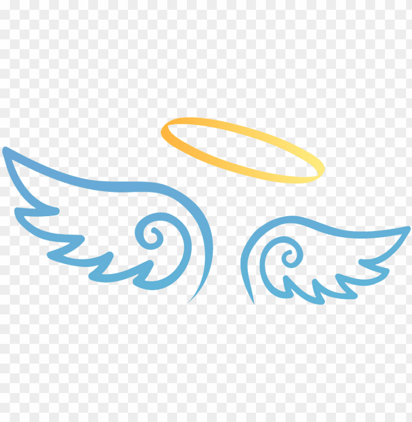 Halo Clipart Angel Wing Desenho Asas De Anjo Png Image With Transparent Background Png Free Png Images Angel Wings Png Wings Wallpaper Wings Png