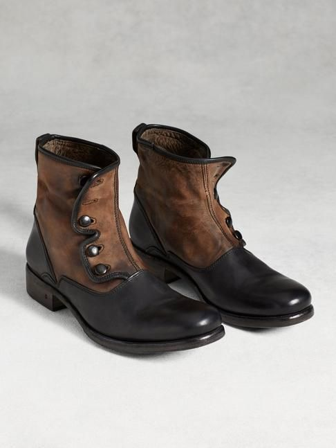 62bbd41f4c928 Bowery Button Boot - John Varvatos | Gentleman Footwear | John ...