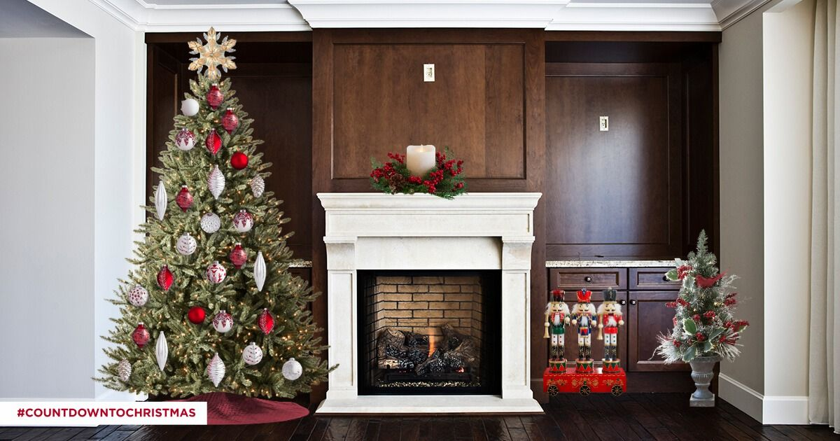 I just entered HallmarkChannel's Holiday Home Decoration