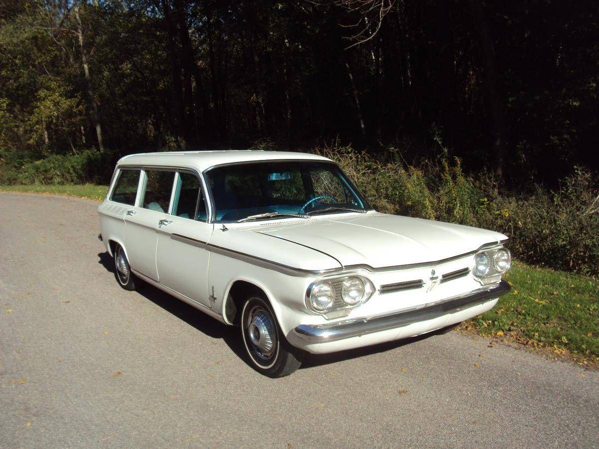 1962 Chevrolet Corvair for sale #2129471 - Hemmings Motor News