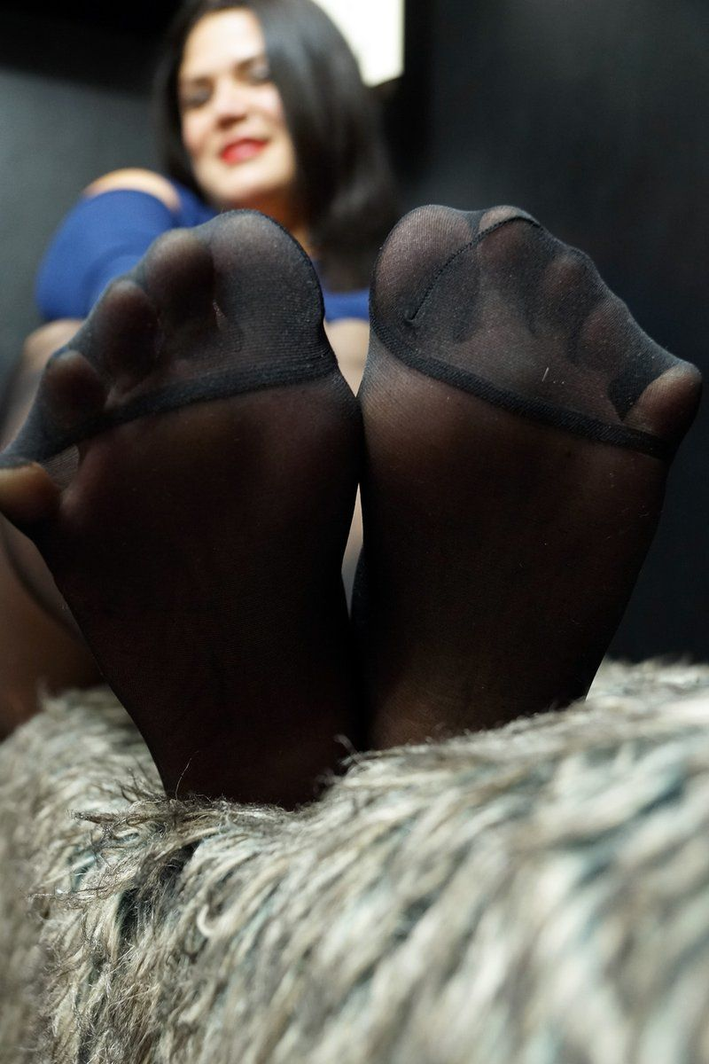 Stocking Pantyhose Feet Hd
