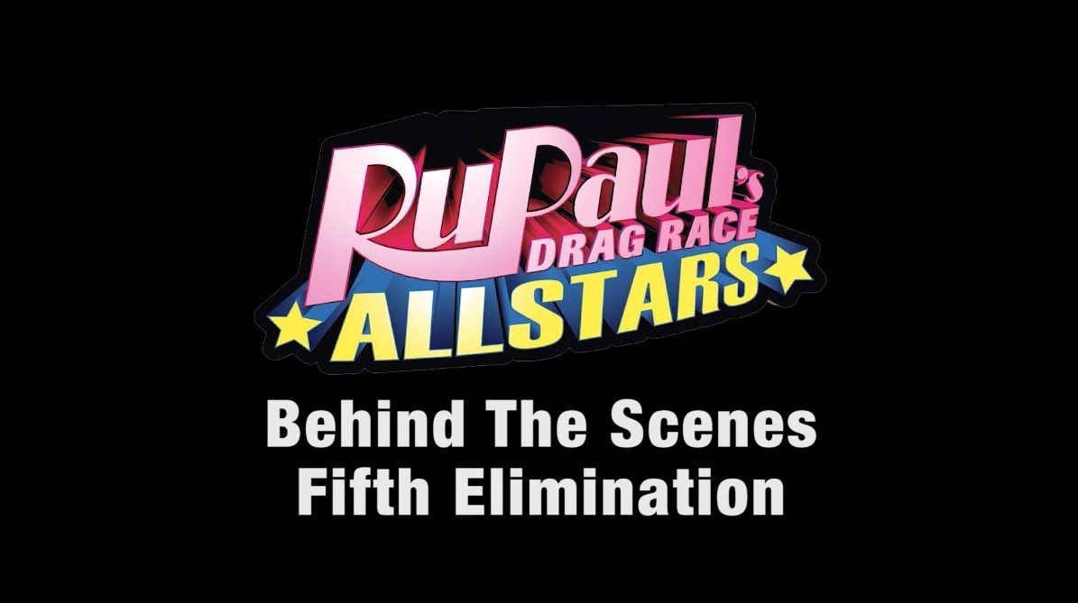 *SPOILER* 5th Eliminated Queen on RuPaul's Drag Race All Stars 2: Behind...