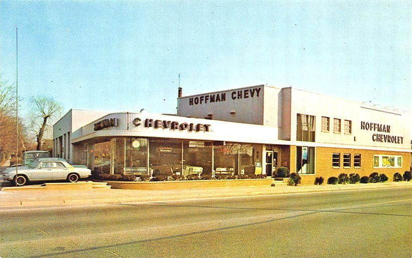 Hoffman Chevrolet Dealership Franklin Square Long Island New