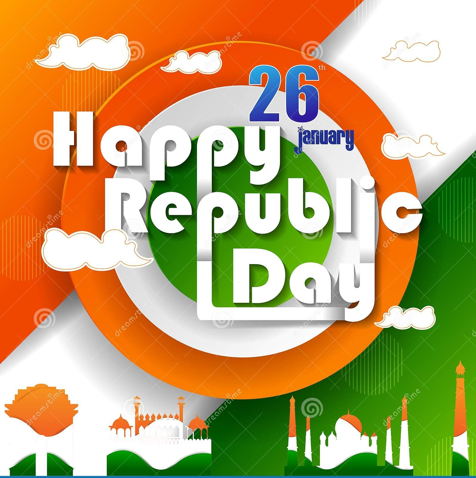 Happy Republic Day 2021 Images Gifs Wallpapers 26 January Wishes Hd Shayari Status In 2021 Republic Day Republic Day Status Happy