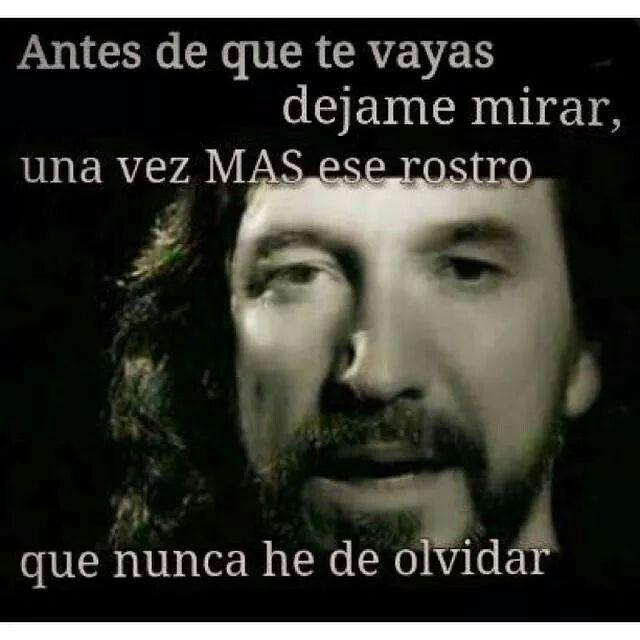 Antes De Que Te Vayas Marco Antonio Solis Letras De Canciones