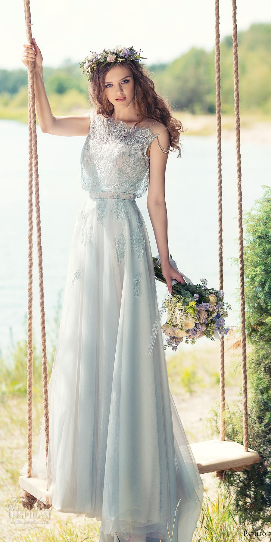 Everything you wanted to know about Papilio wedding dresses