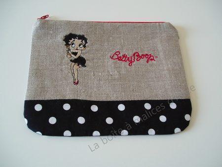 Trousse Betty Boop