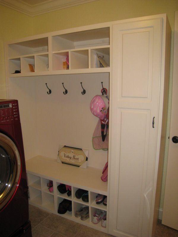 Room Ideas ·  Mudroom Shoe Storage I Need This!