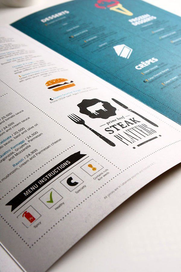 restaurant resume%0A Check out these    creative and beautiful restaurant menu designs and their  takes on how to make customers want to see  u     and taste  u     more