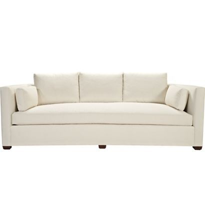 Julien Curved Sofa From The Thomas O Brien Collection By Hickory Chair Furniture Co