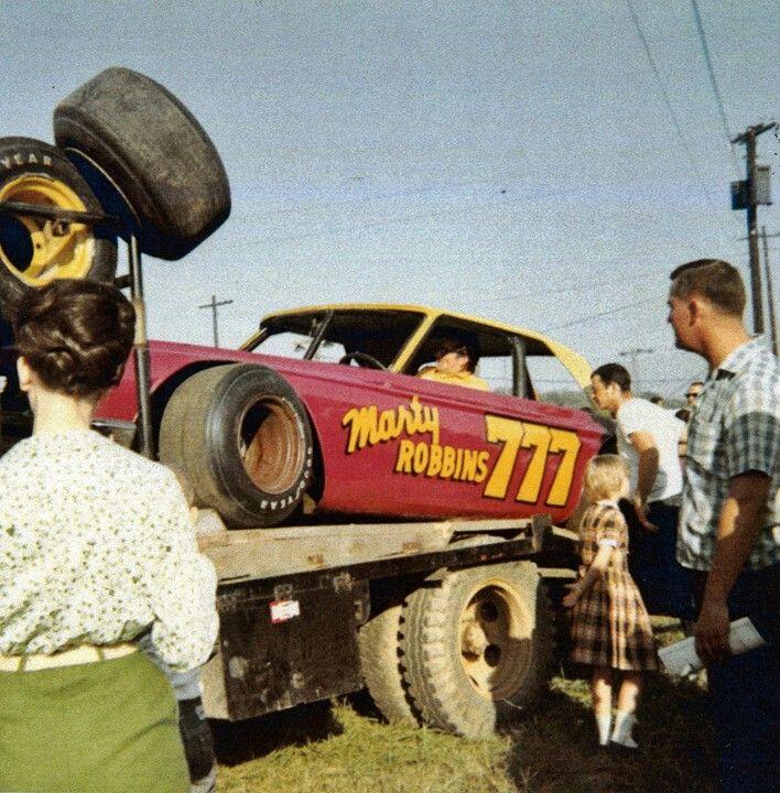 1967 Marty Robbins Nashville Fairgrounds Speedway