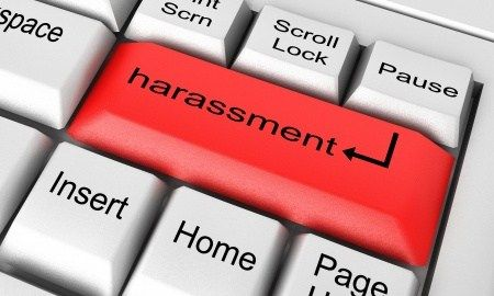 Cyber Harassment [Video] Sexual harassment common among middle school children,