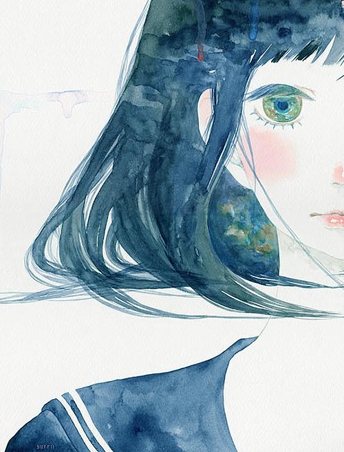 Imagem de anime, girl, and japanese