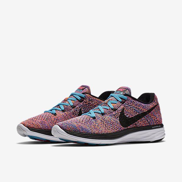 Running Shoe | Nike flyknit lunar 3