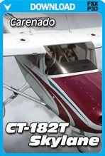 Carenado: CT182T Skylane G1000 HD Series FSX/P3D (Download) - PC