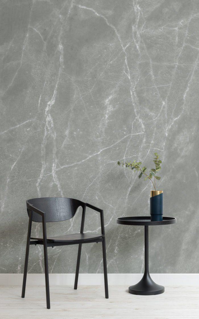 Sage Marble Effect Wallpaper Mural | Hovia | Decoração ...