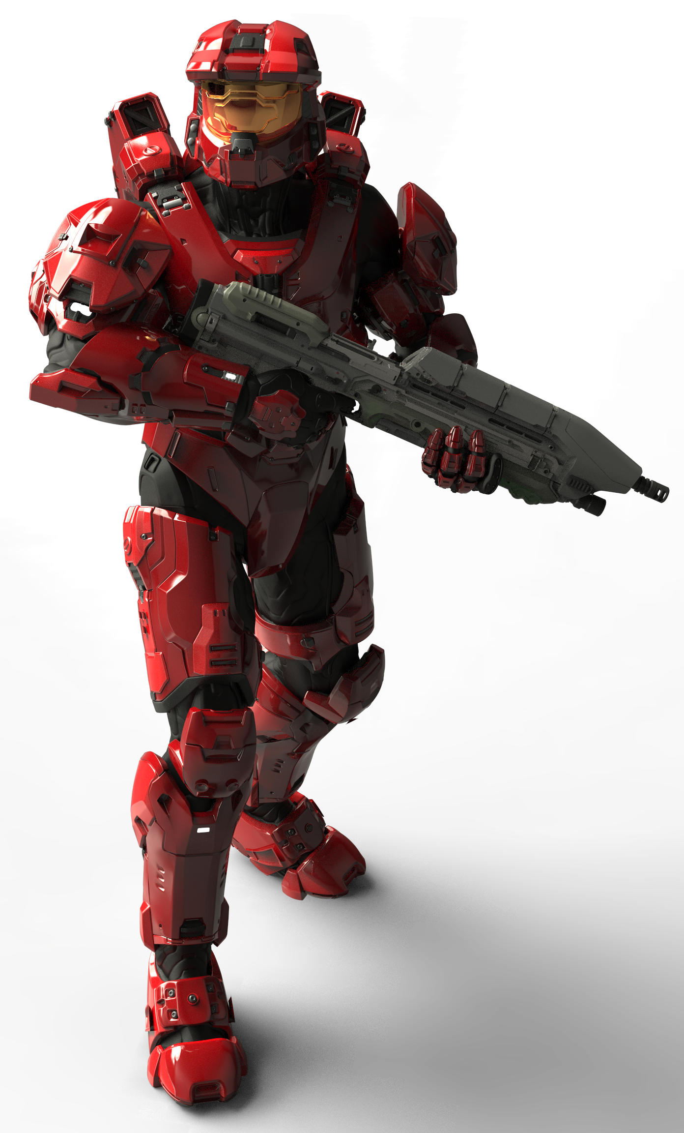 halo 5 guardians armor mark vi gen1 is this what the new. Black Bedroom Furniture Sets. Home Design Ideas