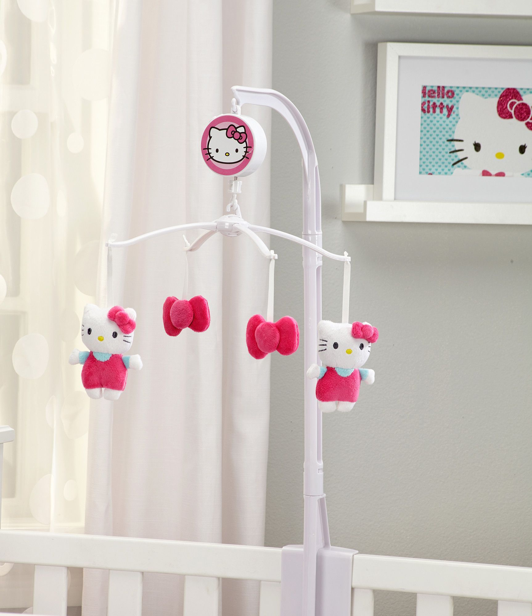 Hello Kitty Kinderzimmer Strategies On Helping Little One Sleep Through The Night Baby Girl
