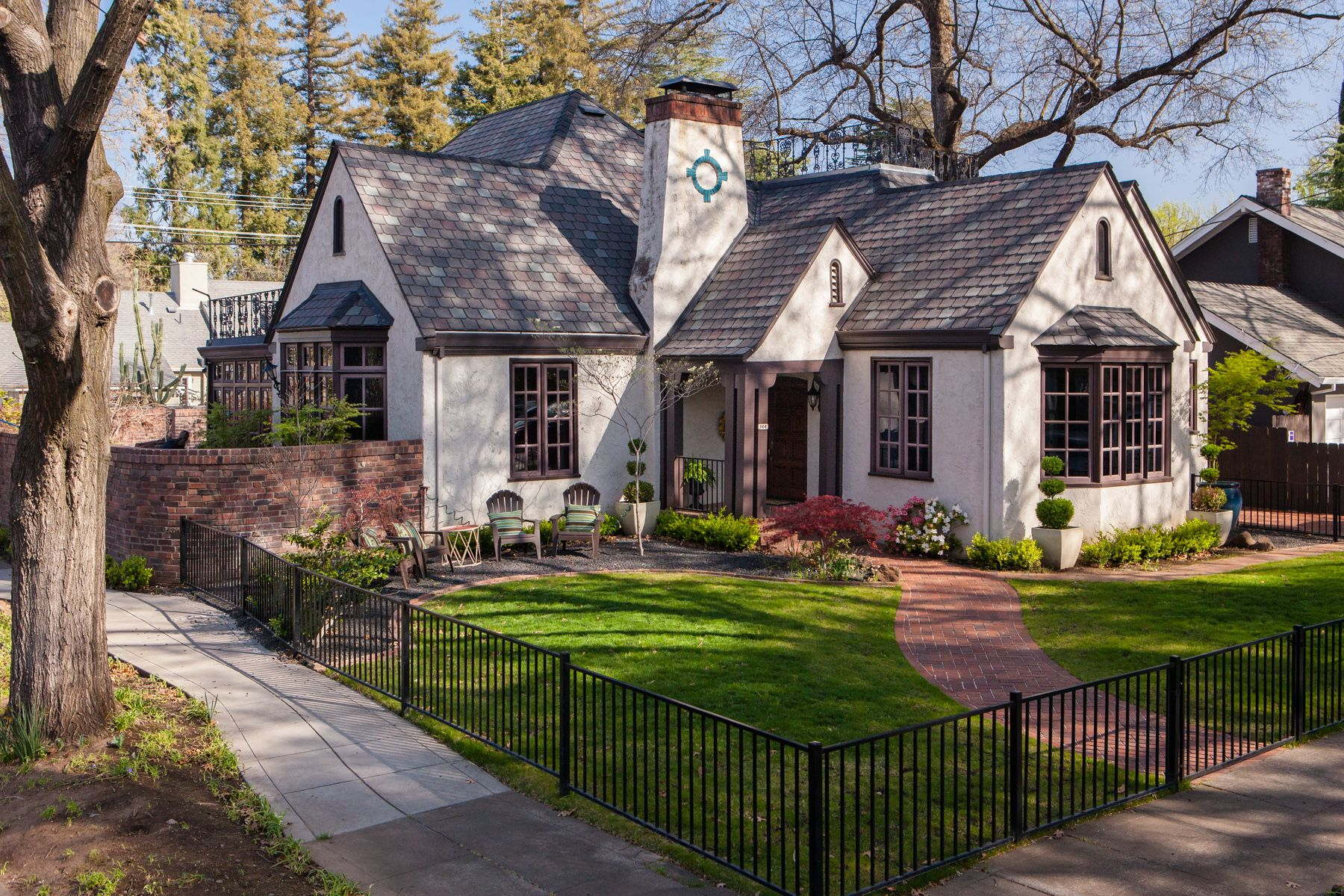 Mansion Park, Chico, California Residential real estate