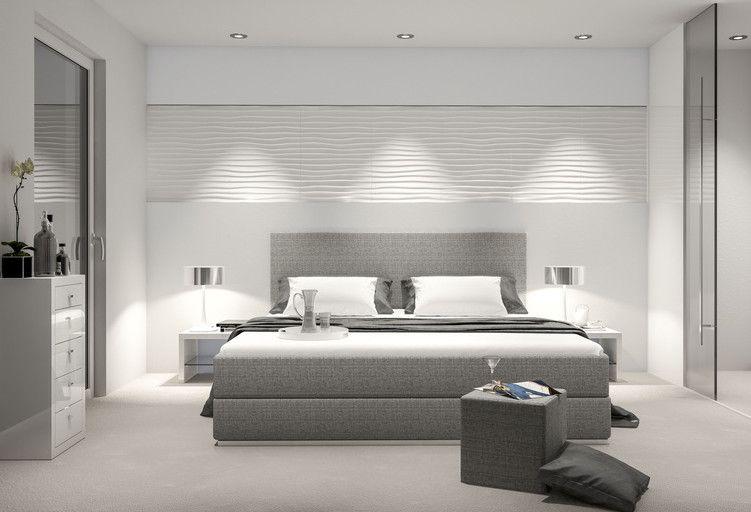 schlafzimmer mit boxspringbett einrichten   Schlafzimmer ...