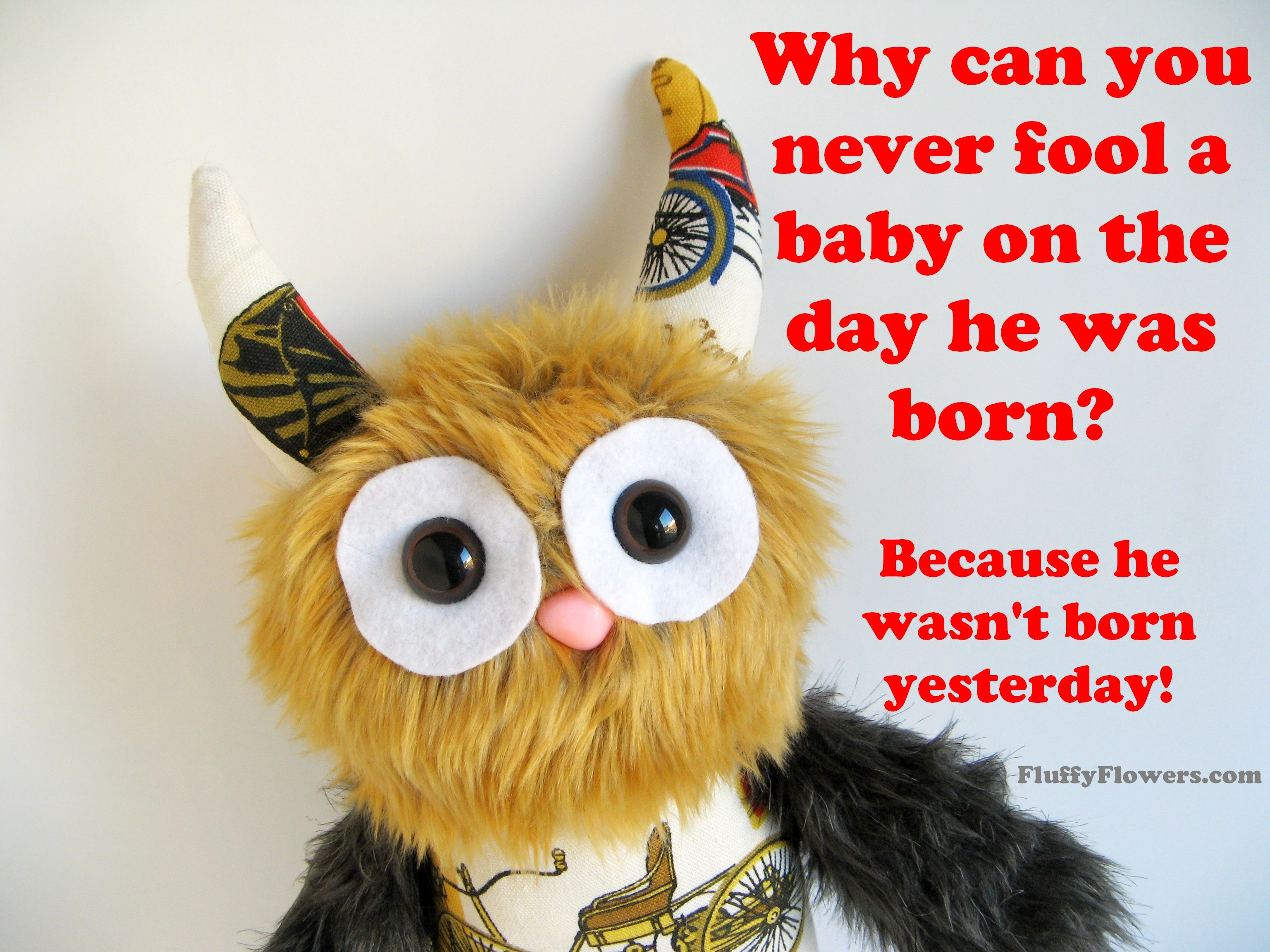 cute & clean new born baby joke for children featuring an