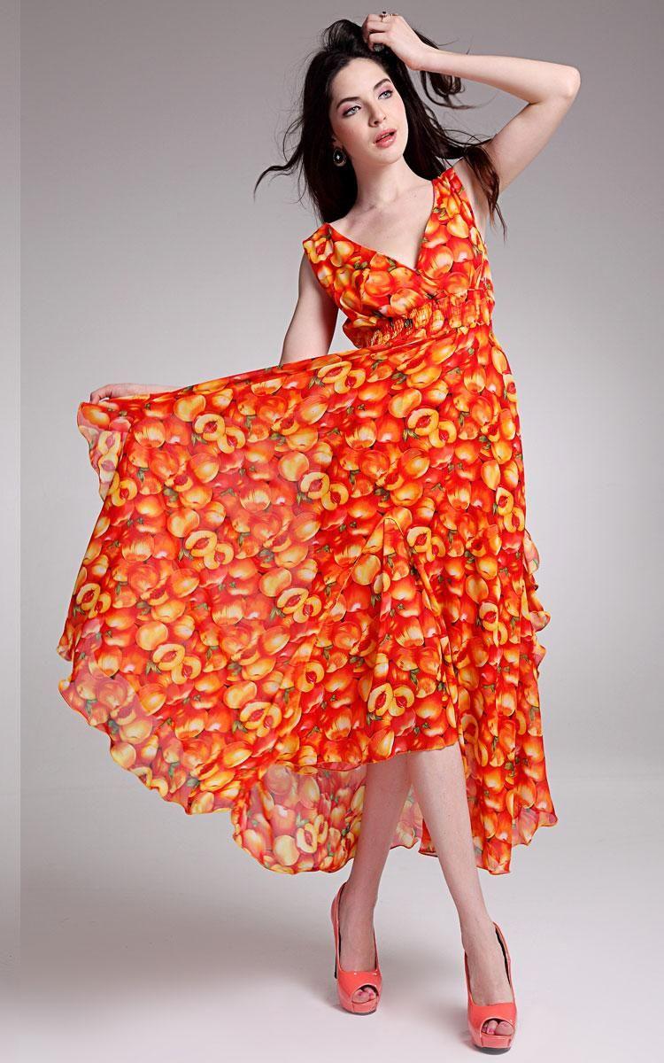 US $7.7 Discount! New Fashion 7 Summer Women Maxi Dress