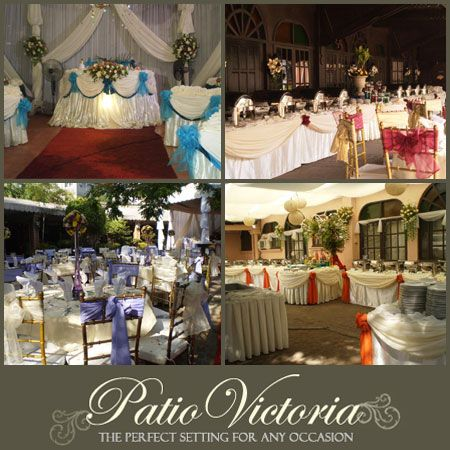 A Garden Wedding at Ibarras Party Venues wwwkasalcom Garden