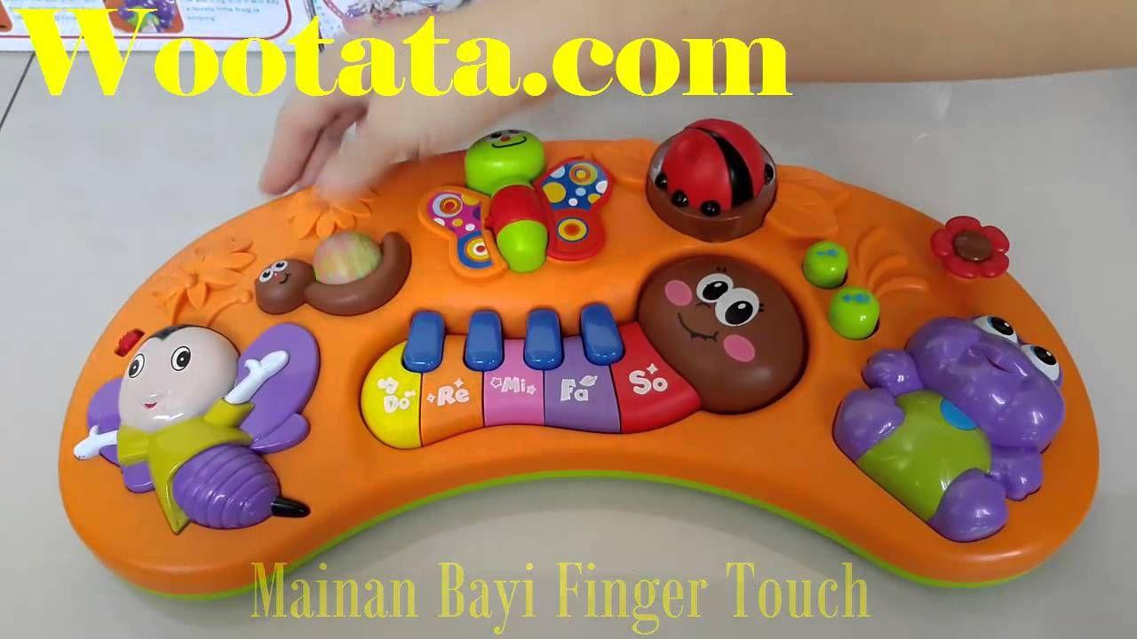 Jual Mainan Finger Touch Untuk Bayi 6 Bulan Mainan Anak