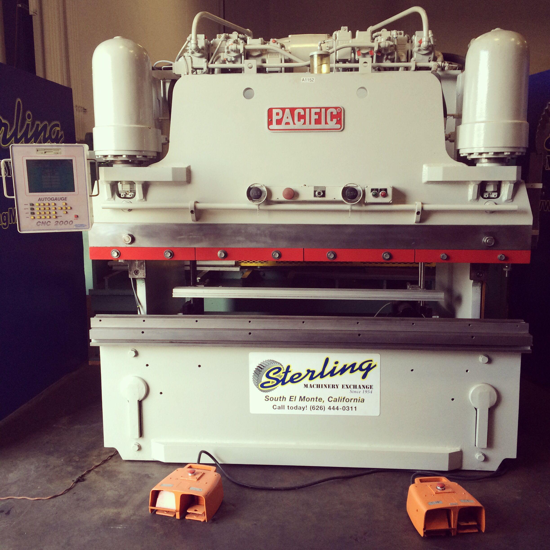 Hurco Autobend manual back Gauge For Brake press operator